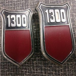 Ford 1300-logo - badge