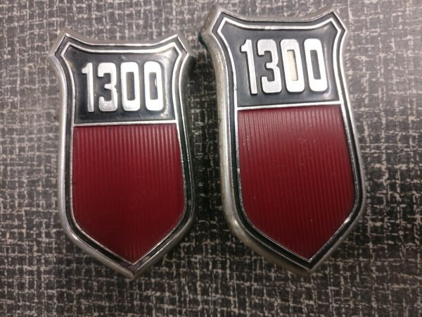 Ford 1300-logo - badge