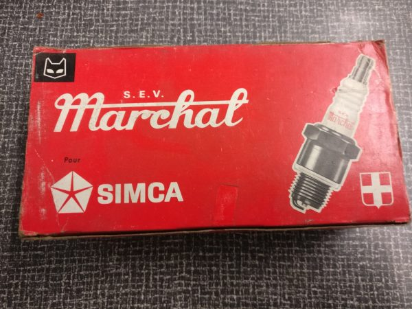SEV Marchall simca bougie